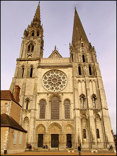 Chartres revisited