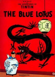 tintin-the-blue-lotus