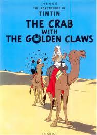 Kuifje Crab