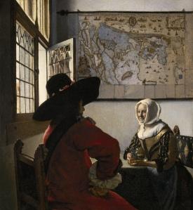 Vermeer Blaeu