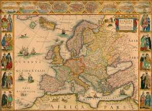 Blaeu Atlas Europa