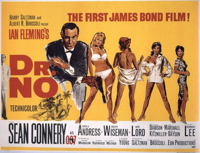 Bond Dr No