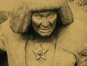 'Der Golem' (1920), de voorloper van het monster van Frakenstein