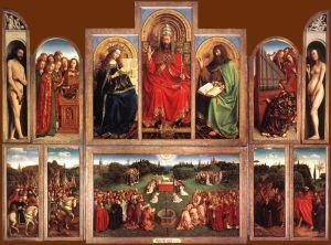 Hubert en Jan van Eyck: Het Lam Gods