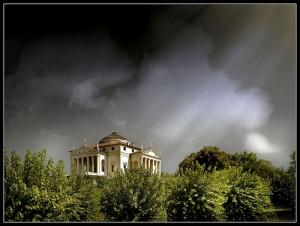 Palladio's Villa Rotonda (foto Mario S.)