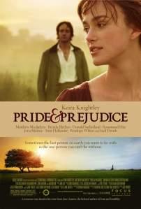 Pride and Prejudice filmposter