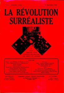 Revolution Surrealiste