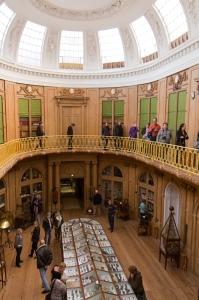 De Ovale Kamer in Teylers Museum (foto Quistnix)