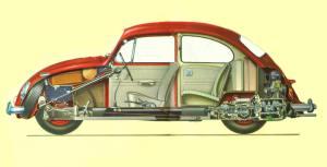 Volkswagen Kever (1966)