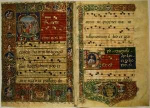 gregorian-chant-illuminated-manuscript