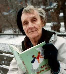 Astrid Lindgren (foto ALMA)