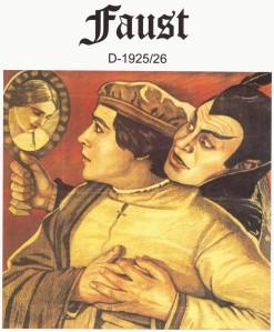 Faust en Mephisto (en Greetje in de spiegel)
