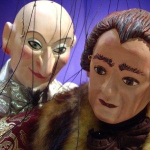 'De reizen van dokter Faust' door het Amsterdams Marionettentheater