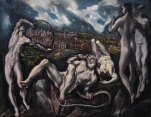Laokoön door El Greco