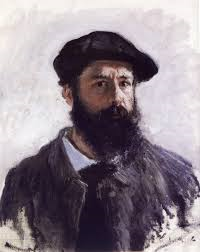 Zelfportret van Monet (1886, privécollectie)