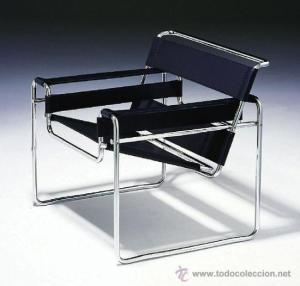 Bauhaus Wassily-stoel