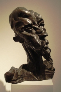 Buste van Otto Gutfreund