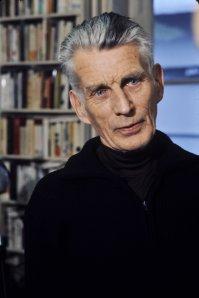 Samuel Beckett, 1977 (foto Roger Pic)