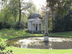 De tuinen van Chiswick House (foto Patche99z)