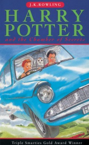 Harry Potter (cover 2)