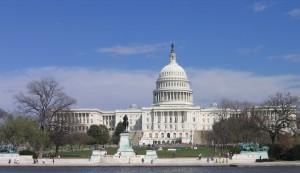 Het Capitool in Washington, D.C. (foto Andrew Bossi)