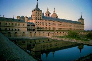 Klooster van San Lorenzo de El Escorial (foto R. Barraez D'Lucca, WC)