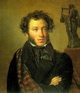 Portret van Poesjkin door O.A. Kiprenski , 1827 (foto WC)