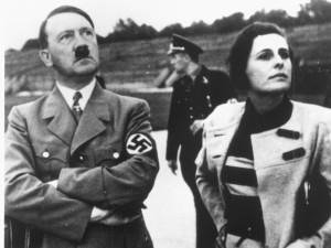 Riefenstahl en Hitler