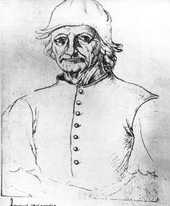 Zelfportret van Bosch