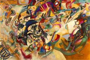 Wassily Kandinsky: Compositie VII (1913)