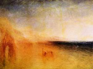 J.M.W. Turner: Europa and the Bull (ca 1845)