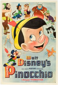 Poster voor de Disney-film