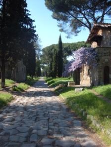 De Via Appia Antica bij Quarto Miglio, Rome (foto Kleuske/ WC)
