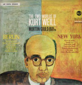 Dreigroschenoper (Kurt Weill)