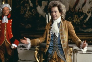 Tom Hulce in Amadeus