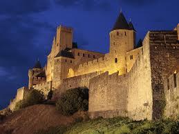 Carcassonne in Zuid-Frankrijk