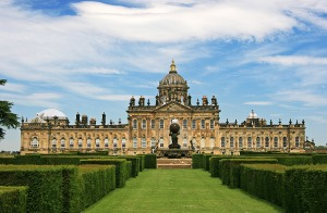 Castle Howard, Yorkshire (foto Wondermondo, WC)