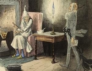 Dickens detail