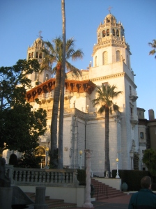 Casa Grande, Hearst Castle (foto Urban, WC)