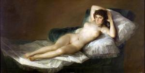 Goya's naakte Maja