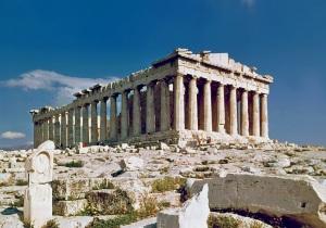 Het Parthenon  (foto Steve Swayne, WC)