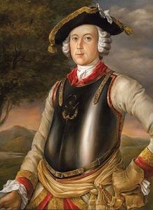 De echte Freiherr von Münchhausen