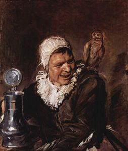 Frans Hals: Malle Babbe (ca 1630)