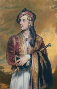 Thomas Phillips: Lord Byron in Albanees kostuum (1835)