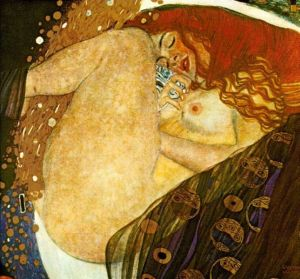 Klimt: Danaë (1907)