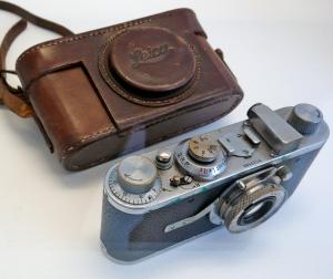 De eerste Leica van Cartier-Bresson (foto Les Hotels Paris Rive Gauche - AlainB / WC)
