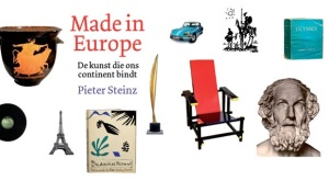 Made in Europe - bewerkte omslag