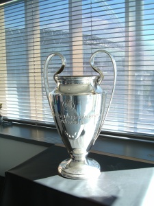 Champions League-Trophy (foto KTO288-WC)