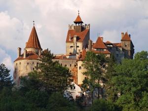 Het kasteel van Bran (foto Todor Bozhinov / WC)