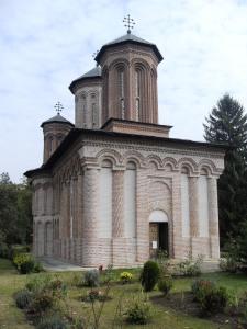 Het klooster van Snagov (foto Ferran Cornellà / WC)